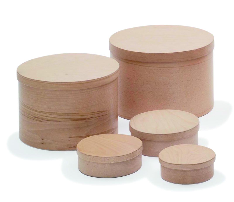 Excellent descrizione english version scatole rotonde for Regalo cassettiera